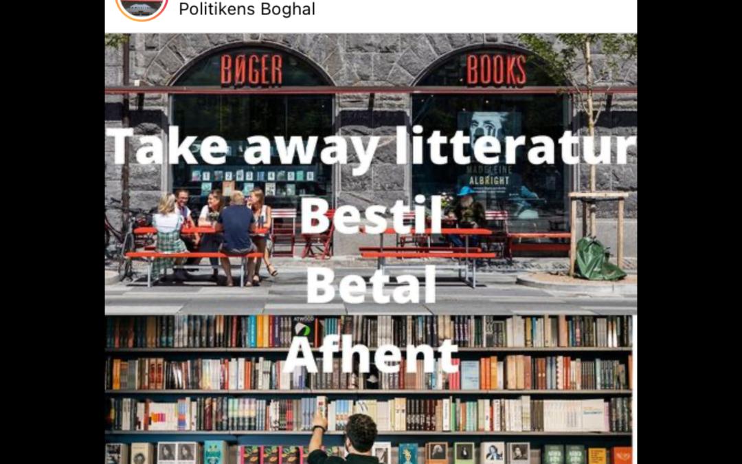 """Find """"Jeg er"""" i Politikens Boghal"""